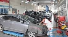 Qui trình bảo dưỡng xe ô tô, bạn cần biết