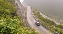 Kinh nghiệm nào khi lái xe đường đèo dốc